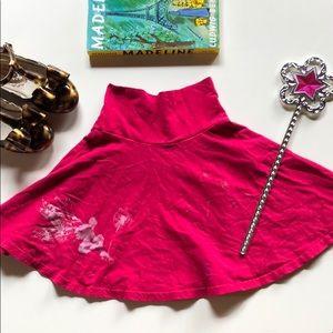 American Apparel | Magenta Pink Fairy Skirt | 4T